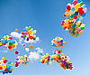 Colorful balloons | Stock Foto