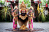 Фото 300 DPI: Баронг - персонаж в мифологии Бали