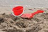 ID 3137096   모래 양동이와 삽   높은 해상도 사진   CLIPARTO