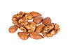 Almond and walnuts | Stock Foto
