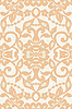 Vector clipart: Beautiful floral beige lace