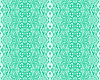 Vector clipart: Seamless lace mint color