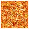 Vector clipart: flower texture