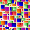 бесшовные яркие текстуры плитки