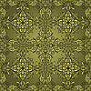 Vector clipart:  seamless vintage retro pattern
