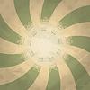 Vektor Cliparts: Retro-Hintergrund mit abstrakten Muster