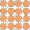 Vector clipart: seamless vintage lacy pattern