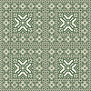 Vector clipart: seamless eastern style oriental pattern