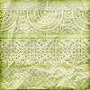 ID 3250638 | Seamless floral grenzt an zerknülltes Papier te grüne Folie | Illustration mit hoher Auflösung | CLIPARTO