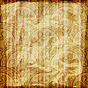 Vector clipart: seamless abstract wallpaper on striped background,