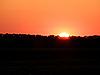 Puesta del sol de verano | Foto de stock