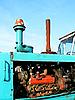 ID 3045282 | Motor von einem Traktor | Foto mit hoher Auflösung | CLIPARTO