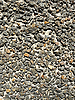 Wall from gravel | Stock Foto