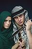 ID 3059864 | Arabisches Paar mit scharfen Klingen | Foto mit hoher Auflösung | CLIPARTO