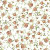 Vector clipart: background with roses