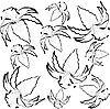 Flower background | Stock Vector Graphics