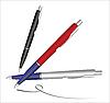 Vector clipart: set of pens