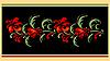 Vector clipart: floral designe for carpet