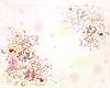 Векторный клипарт: штриховые рисунки розы на фоне акварель