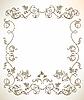 Vintage frame | Stock Vector Graphics