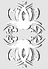 Vector clipart: Distortion