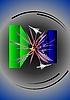 Vector clipart: black hole