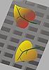 Vector clipart: Drain cover