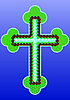 Cross of the beads