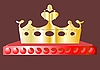 Vector clipart: Crown