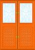 Vector clipart: Cupboard