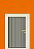 Vector clipart: Door