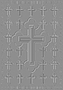 Vector clipart: Extruded cross