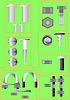 Vector clipart: Fixture version