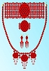 Vector clipart: Jewelry beads