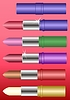 Vector clipart: Lipstick