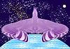 Vector clipart: Sci Fi UFO