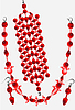 Vector clipart: Set of female ornaments