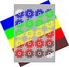 Vector clipart: Stencil