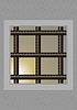 Vector clipart: The prison window