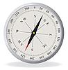 Vektor Cliparts: Kompass