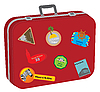 Vector clipart: Suitcase