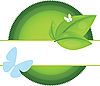 Vector clipart: Eco Label