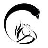 Stylized swan | Stock Vector Graphics
