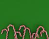 크리스마스 사탕 지팡이 | Stock Illustration