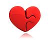 Photo 300 DPI: Heart puzzle