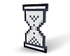 Photo 300 DPI: hourglass cursor