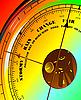 Vector clipart: barometer