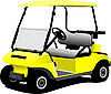 Electrical golf cart