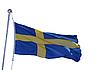 Vector clipart: Sweden flag