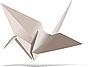 Vektor Cliparts: Origami Vogel für Ihre Entwürfe
